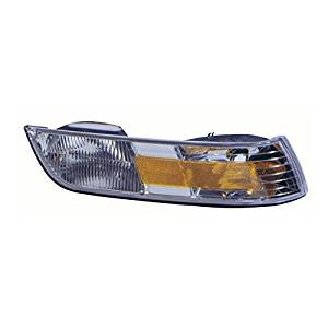 1995-1996-1997 Mercury Grand Marquis Corner Park Lamp Turn Signal Marker Light (With Cornering Lamp Type) Right Passenger Side (95 96 97)