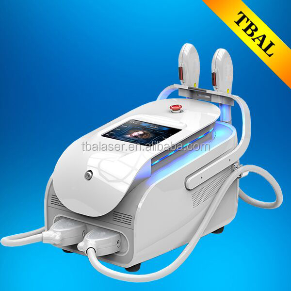 Quick recovery low down time OPT IPL epilation machine