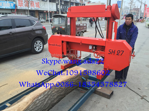 Mobile Saw Mill Portable Band Saw Machine Sawmill Tool