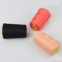 T shirt 100% Polyester 42s/2 sewing thread made from China