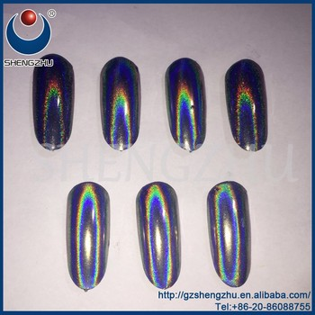 Holographic Laser Powder Galaxy Nail Rainbow Pigment Manicure Chrome  Pigments - Buy Holographic Laser Powder,Galaxy Nail Powder,Rainbow Pigment  ...