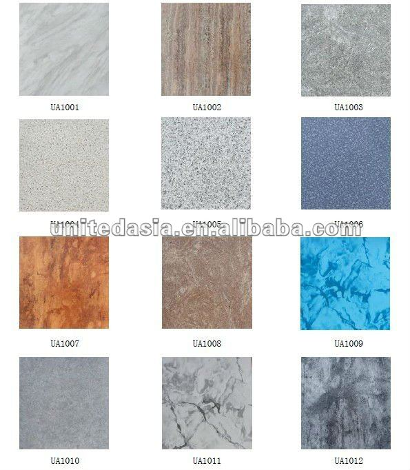 Marble Pvc Laminate Flooring