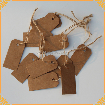 image relating to Printable Kraft Paper titled Wonderful Excellent Economical Thick Craft Paper Custom made Tags - Purchase Printable Kraft Reward Dangle Tags,Very low Selling price Craft Garment Paper Tags,Adorable Get together Choose Tags Products