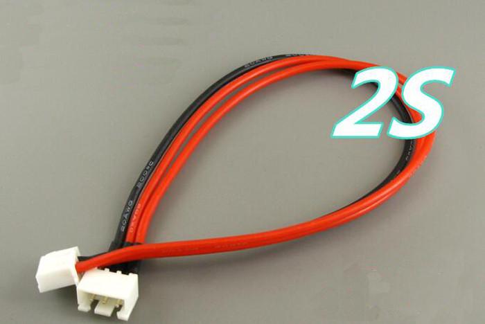 RC 2S,3S,4S,6S Lipo Batterie 4Pin JST-EH Stecker Balance Ladekabel Verlängerung