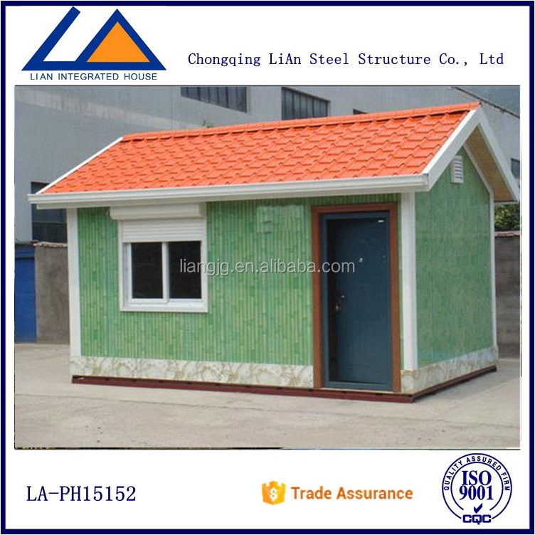 Cheap EPS Insulation Material Prefab House