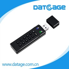 Datage USB3.0 Best Security Protected Numeric Encrypted USB3.0 Codec Data Storage