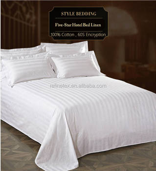 Hotel/Home/Hospital Bed Sheet/flat Sheet/fitted Sheet