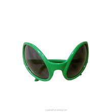 fancy dress party costume accessories green alien glasses