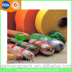 High Barrier Plastic PVDC Sausage Casing for Packing Retort Meat Sausages