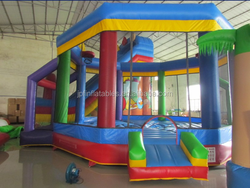2019 Adults Inflatable dogeball defender dome for party rental / inflatable sports field for sale