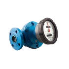 The Local Display 0.5% Cast iron material PD Mechanical Fuel Oil Oval Gear Flow Meter