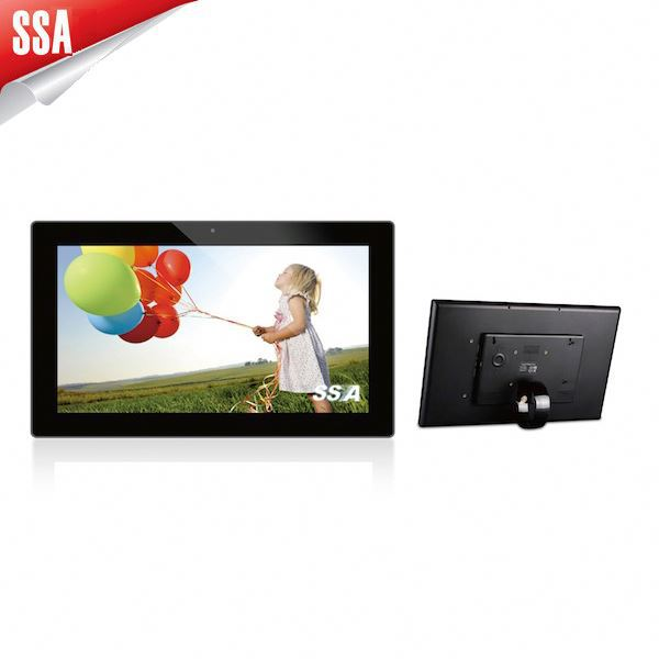 "18.5"" Capacitive Touch Screen Digital Photo Frame"