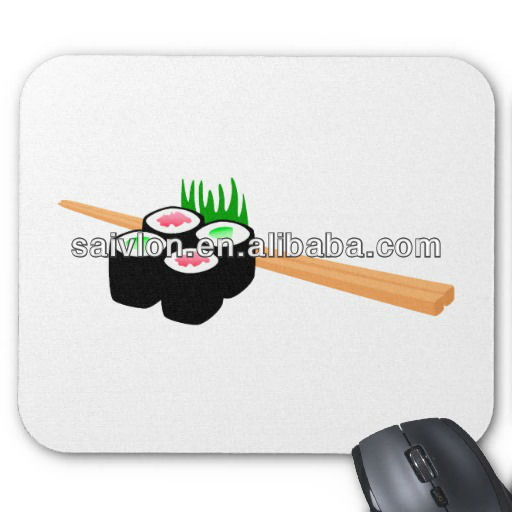 Print design neoprene mouse mat/ mouse pad mousepad