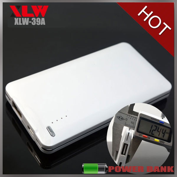 NEW! customized logo 4000mah power bank electronic door gift for events