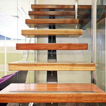 escaleras modernas para casas pequeas cristal escaleras flotantes