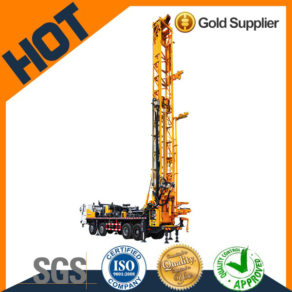 SEENWON mangeotechnical well drilling rig used for water wells SW1000