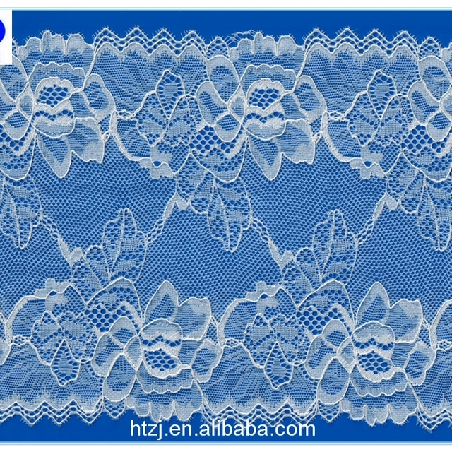 Embroidered Fancy Tulle Elastic Lace Trim for Lingerie Ladies Underwear in  china 32ac56e20