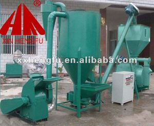 Capacity500kg/h-1t/h Animal Feed Granule Press Machine Production Line