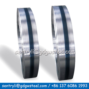 SKS51 hardened and tempered strip steel for band saw blade for putty knives