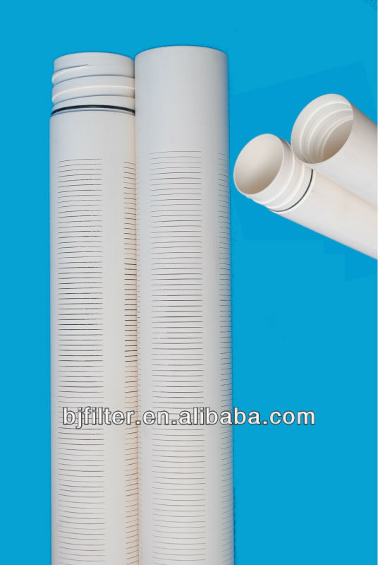 Small Diameter Upvc Well Screen,Pvc Slotted Pipe