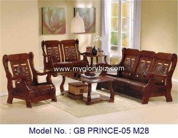 Living Room Sofas Wooden Sofa Sets