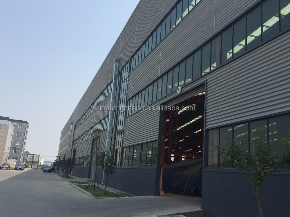prefabricated steel frame for warehouse for sale