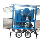 Mobile Type Vacuum Dehydration Oil Purifier System for Transformer Oil