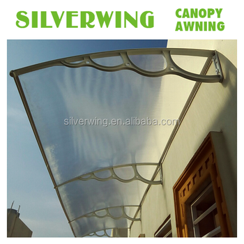 Diy Plastic Frame Bracket For Outdoor Canopy Polycarbonate Balcony