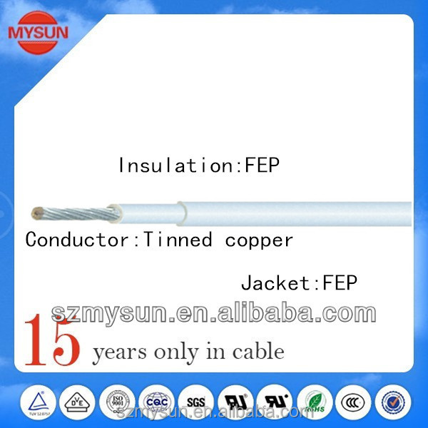 UL 1332 High Temperature FEP Insulated Wire