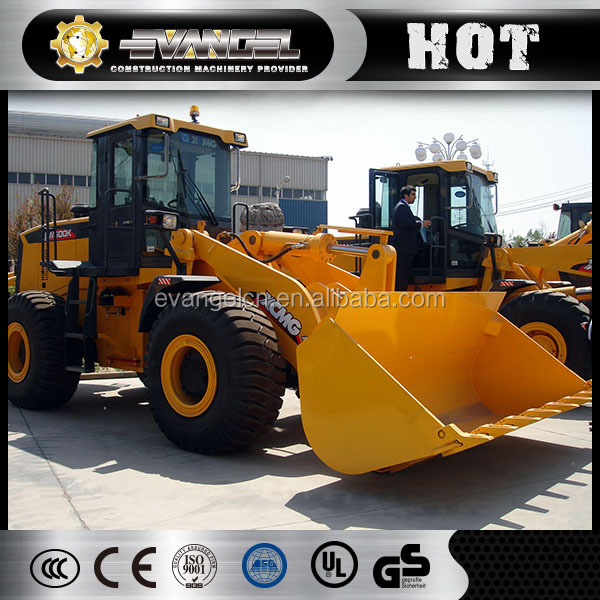 Constructions companies 5 ton XCMG LW500FN wheel pay loader