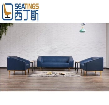 Admirable Alibaba Selling Office Furniture Sofa Set Blue Leather Sofa For Office Buy Office Furniture Sofa Set Blue Leather Sofa Alibaba Sofa Set Product On Gmtry Best Dining Table And Chair Ideas Images Gmtryco
