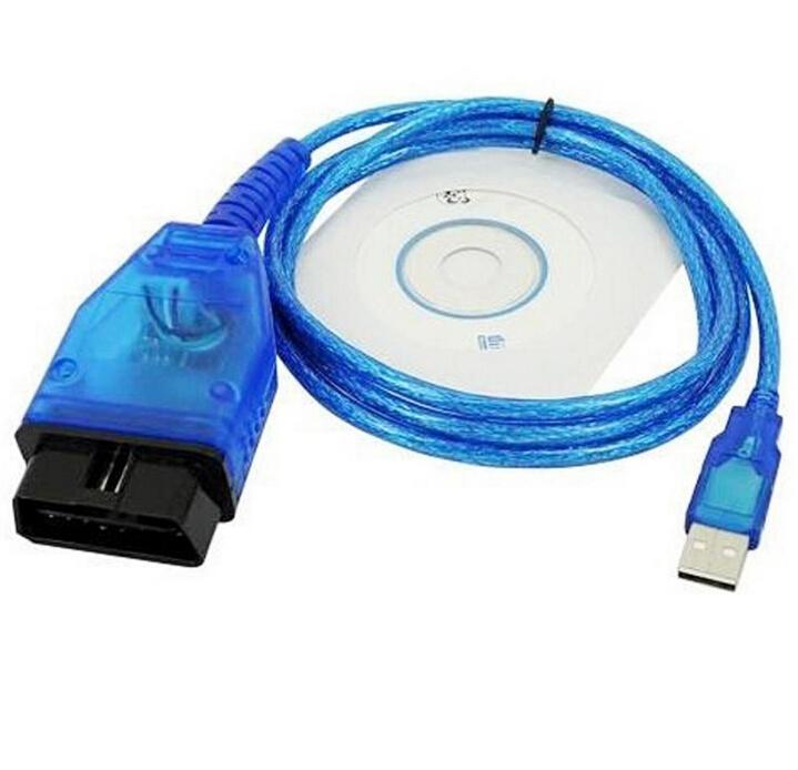 Vcds диагностический инструмент Vag com 409.1 Vag Vcds OBD2 сканер для AUDI для VW сиденья для SKODA