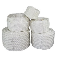 High Quality Wholesale Custom Cheap Polyproplyene/polyester/cotton/nylon/pp Material and Braided Rope