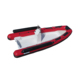 new hypalon or PVC rib boat 580A rigid inflatable boat with outboard motor