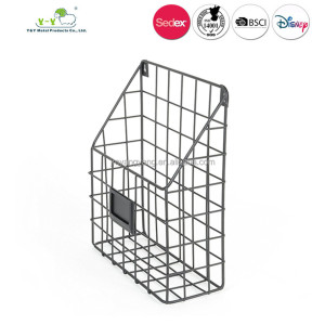 Amazon Hotsale Living Room Furniture wire mesh For Sundries Storage
