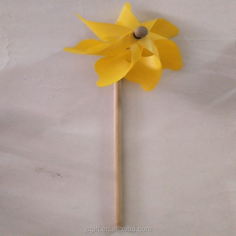 Chinese factory garden decoration windmill portable windmill