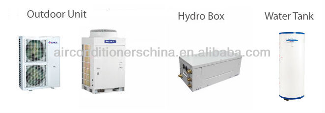 Vrv Vrf Air Conditioner With Water Heater Inverter Buy