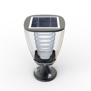 Solar Powered Outdoor Lamp Post Lights,Garden Lawn Lamp
