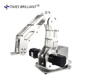 China supplier high quality 2.5kg load lifting three axis robotic arm for Industrial automation line robot mechanical arm kit
