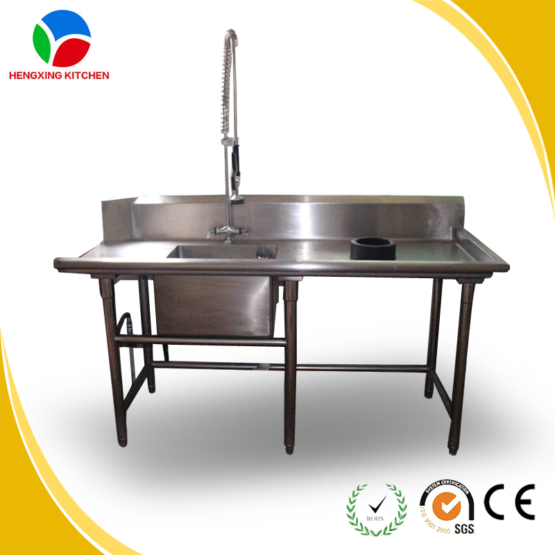 Commercial Stainless Steel Kitchen Sink Restaurant Used Kitchen Sink ...