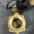 "2"" 3"" Elkhart Brass Bronze Body Stainless Steel Ball Manual and Remote Control Fire Engine Ball Valve"