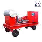 Brilliance 2018 New Type Cleaning Rust Removal Equipment 500-4000Bar High Pressure Grease Pump