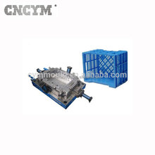 2017 Factory Provide Directly Customized plastic injection crate mould
