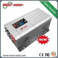 EP3000 PRO1-6kw DC to AC Solar Inverter with Solar Panel for Home solar home kit