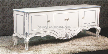 Ornate Design Series Tv Stand For Living Room Home Decorative