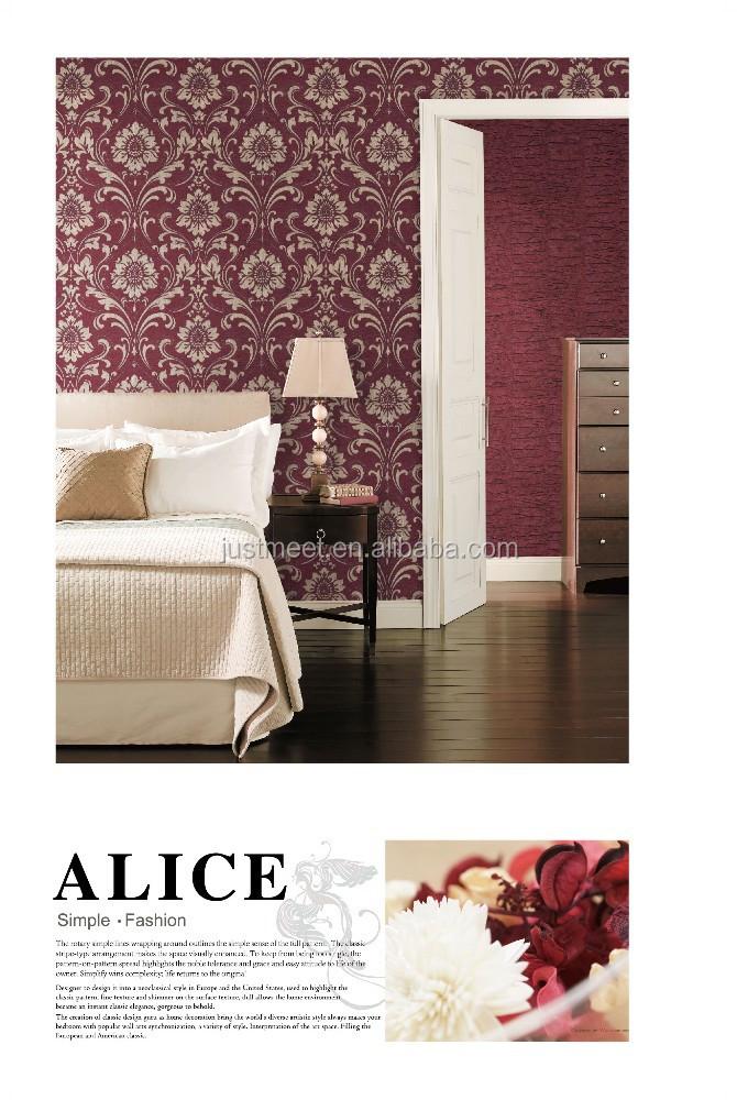Slaapkamer Behang Design: Eenvoudige slaapkamer ontwerp koop goedkope ...