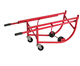 Heavy Duty Moving Platform Tool Carts with Four Wheels TC0121B