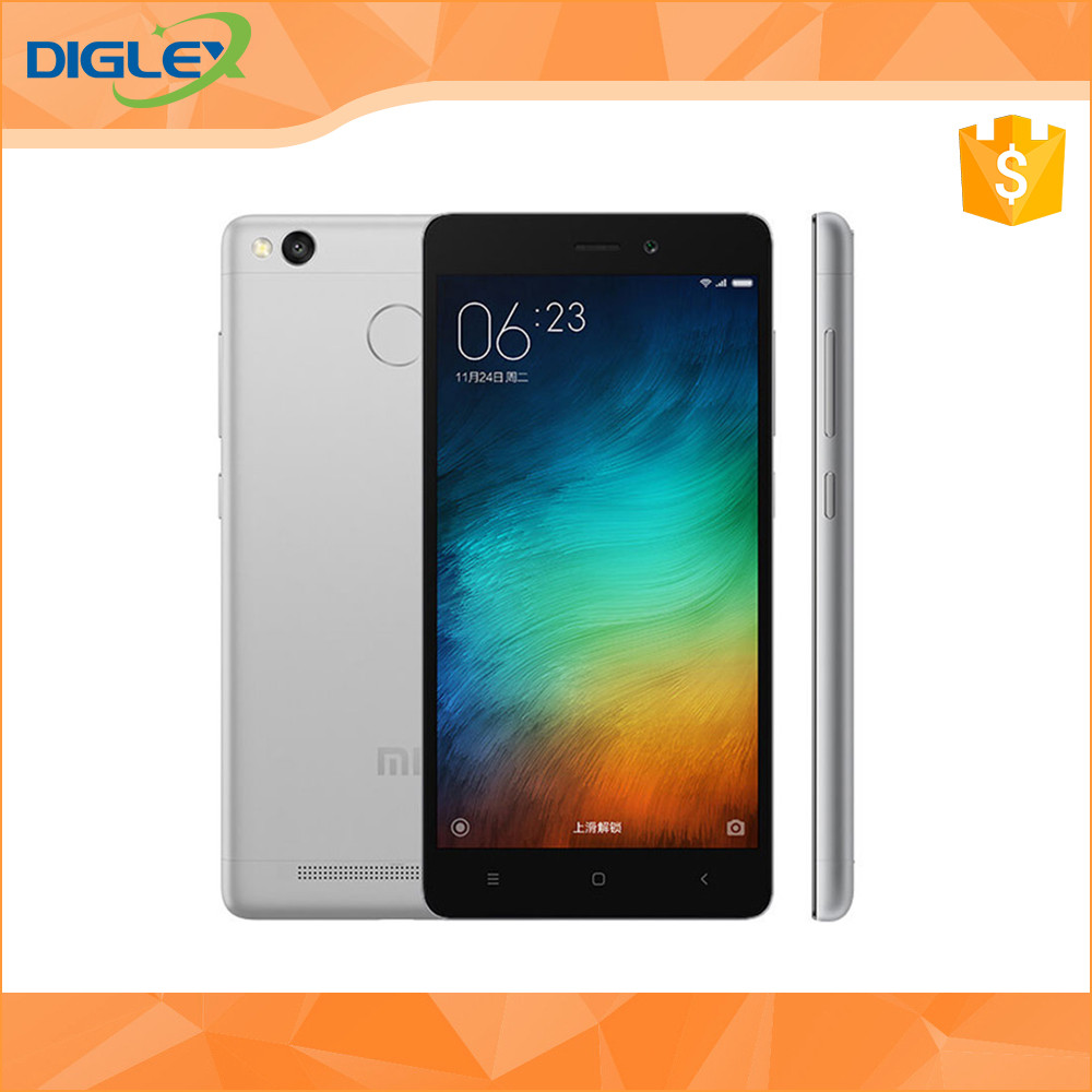 [HK Stock][Official International Version]Xiaomi redmi 3s Qualcomm Snapdragon 430 Octa Core RAM 3GB/ROM 32GB smartphone