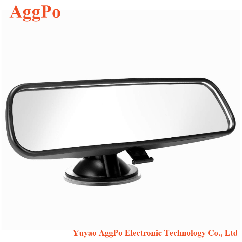 Interior Extension Convex Panoramic Car Rear View Mirror Quick Fit For Mercedes