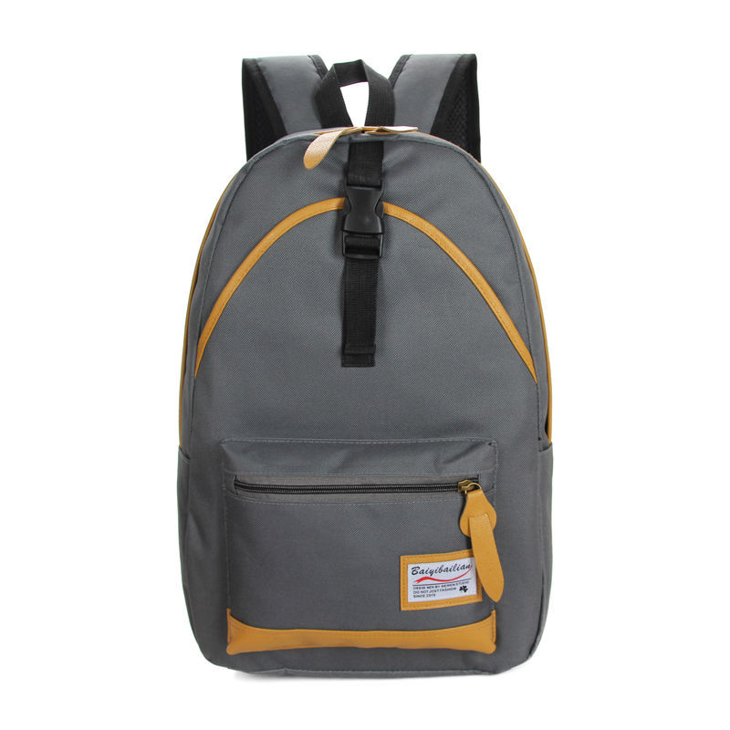 Fashion School Canvas Backpack Material